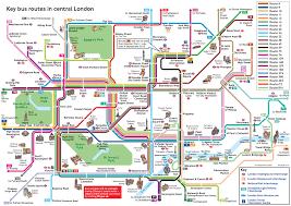 download london tour map major tourist attractions maps
