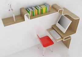 computer desk for small spaces furniture fashionsmall space computer desk bookshelf from