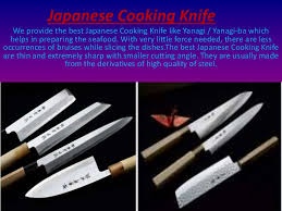japanese cooking knife cool japan products com