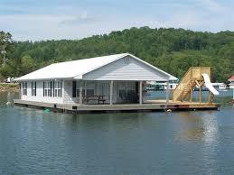 Floating Houses Flat Hollow Marina Vacation Rental Properties Norris Lake