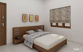 kerala home interior bedroom and kitchen home interior designs