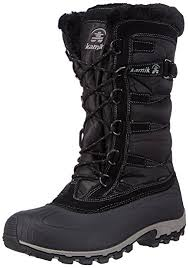 the bay canada womens boots amazon com kamik s snowvalley boot mid calf
