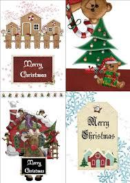 printable christmas greeting cards u2013 happy holidays