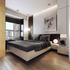 luxurious apartment with dark interiors and stunning lighting see