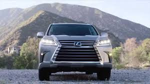 lexus xc 350 2016 lexus lx 570 b roll youtube
