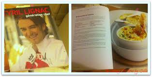 livre de cuisine cyril lignac cyril lignac