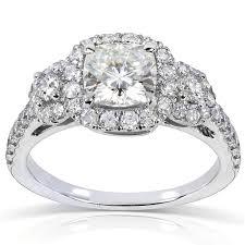 v shaped gold ring moho silver kobelli moissanite moissanite engagement rings wedding sets
