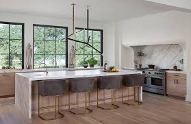 wooden kitchen cabinets modern white oak kitchens tribe design s best