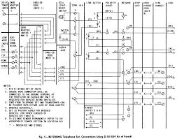 telephone block wiring diagram color code telephone wiring diagram