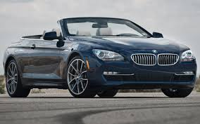 2012 6 series bmw 2012 bmw 650i coupe and convertible test motor trend