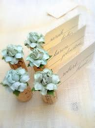 Table Setting Cards - getting into the details escort cards versus place cards