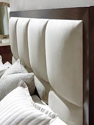 laurel canyon case del mar upholstered headboard lexington home
