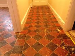 restoring a tiled floor cleaning and maintenance