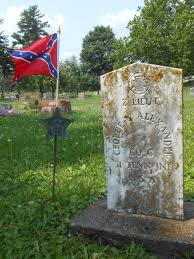 Confederate Flag In Virginia The Lucas Countyan Here Come The Sons Of Confederate Veterans