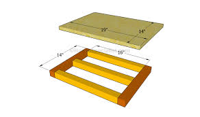 how to build a floor for a house how to build a cat house howtospecialist how to build step by