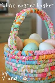 cool easter baskets fabric easter basket moda bake shop
