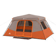 dome tent for sale ozark trail instant 13 u0027 x 9 u0027 cabin camping tent sleeps 8