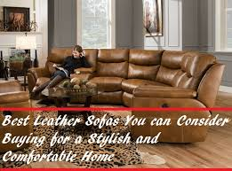 The Best Leather Sofas Best Leather Sofa Reviews Quality Leather Sofas For Your Money