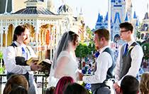 wedding wishes disney florida wishes wedding venues disney s fairy tale weddings