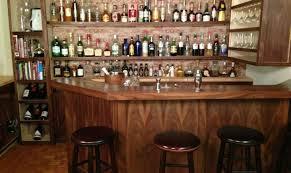 bar home bars wonderful home drinks bar gold bar cart with