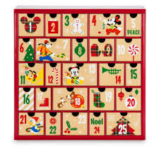 christmas advent calendar mickey mouse and friends christmas advent calendar