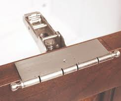Concealed Hinges For Kitchen Cabinets by 5 Steps To Installing A Faux Hinge With A Concealed Hinge