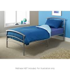 M S Bed Frames Single Bed Riva Single Bed L190 X W90cm Beds Furniture Bed Frames