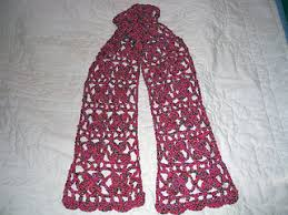 Trellis Scarf Ravelry Hooked Scarves 20 Easy Crochet Projects Patterns