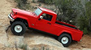 jeep concept truck jeep confirms wrangler based pickup truck for 2017 95 octane