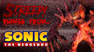 5 creepy things from sonic the hedgehog games hotel room 103