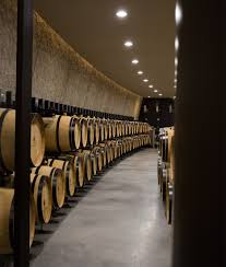 philippe starck and luc arsène henry build steel wine cellar for