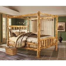 Wood Log Bed Frame King Size Log Bed Frame King Size Log Bed Frame Best 10 Log Bed