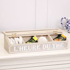 french tea time box by dibor notonthehighstreet com
