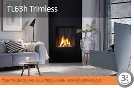 vision trimline trimless balanced flue gas fires thornwood