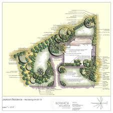 Residential Plan Atlanta Landscaping Plans