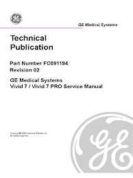 ge vivid 7 service manual electromagnetic compatibility