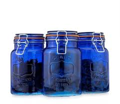 Cobalt Blue Kitchen Canisters Https D2ydh70d4b5xgv Cloudfront Net Images E B A