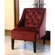 Burgundy Accent Chairs Living Room Burgundy Accent Chair Burgundy Accent Chair Burgundy Living