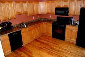 Kitchen Design Black Appliances Country Kitchen With Black Appliances Incredible Home Design