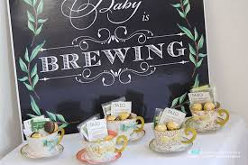 tea party bridal shower favors kara s party ideas paper tea cup favors from a baby shower tea