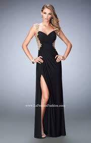 Formal High Slit Dress Prom Dresses With Slits