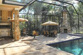 Creative Design Space Outdoor Fireplaces  Firepits Jacksonville - Backyard designs jacksonville fl