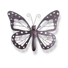 painted metal art butterfly wall hanging butterfly art design