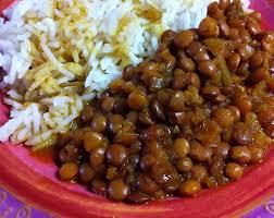 cuisiner lentille recette des lentilles à la marocaine and co