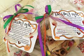 thanksgiving blessing mix hippiedog s favorite recipes