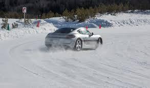 porsche snow porsche tackles the great white north toronto star