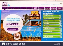 Money Super Market Comparison Website Homepage Insurance Energy