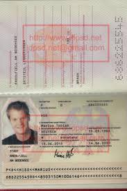 template germany passport psd www idpsd net passport psd