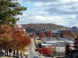University Of Arkansas Map Fayetteville Arkansas Familypedia Fandom Powered By Wikia