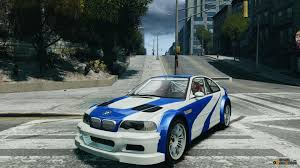 need for speed bmw bmw m3 gtr 3 need for speed most wanted bmw m3 gtr 3462 nissan